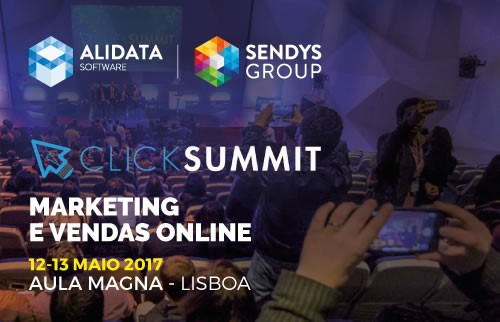 Alidata e Sendys Group no CLICKSUMMIT