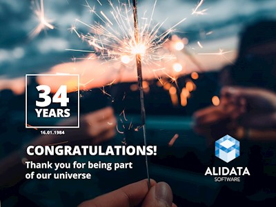ALIDATA: 34 years of innovation