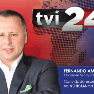 Alidata's CEO, Fernando Amaral, on the TVI24 Newscast - GDPR